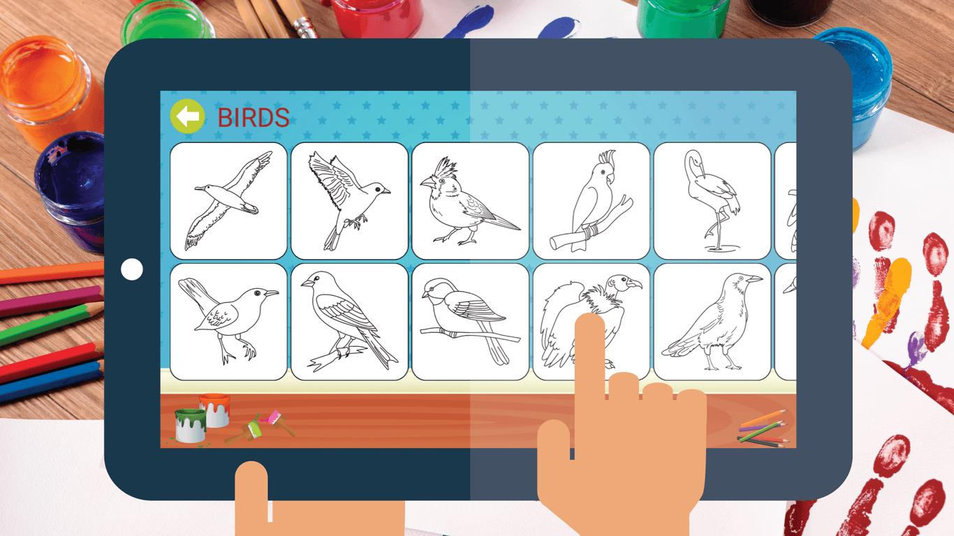Coloring book for kids 2.0.1.3 Screenshot 18