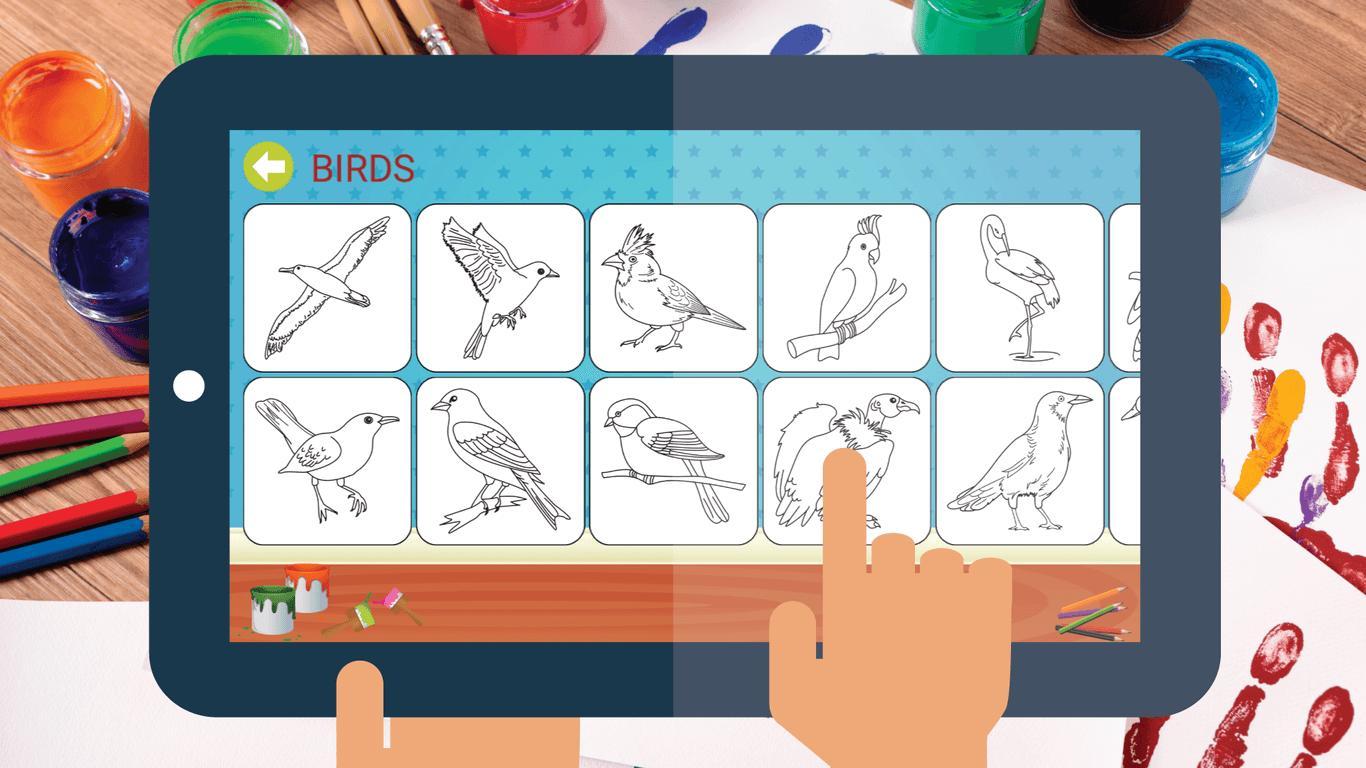 Coloring book for kids 2.0.1.3 Screenshot 2