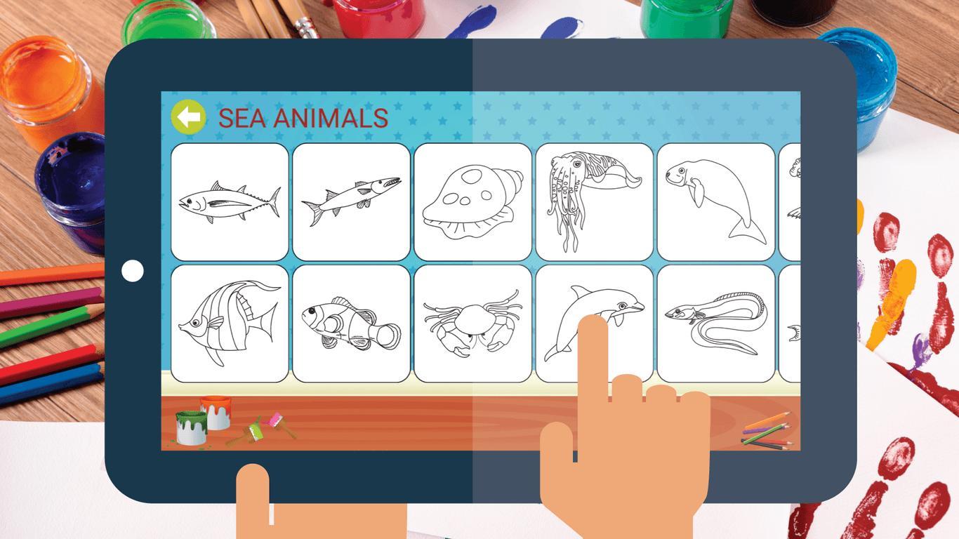 Coloring book for kids 2.0.1.3 Screenshot 3