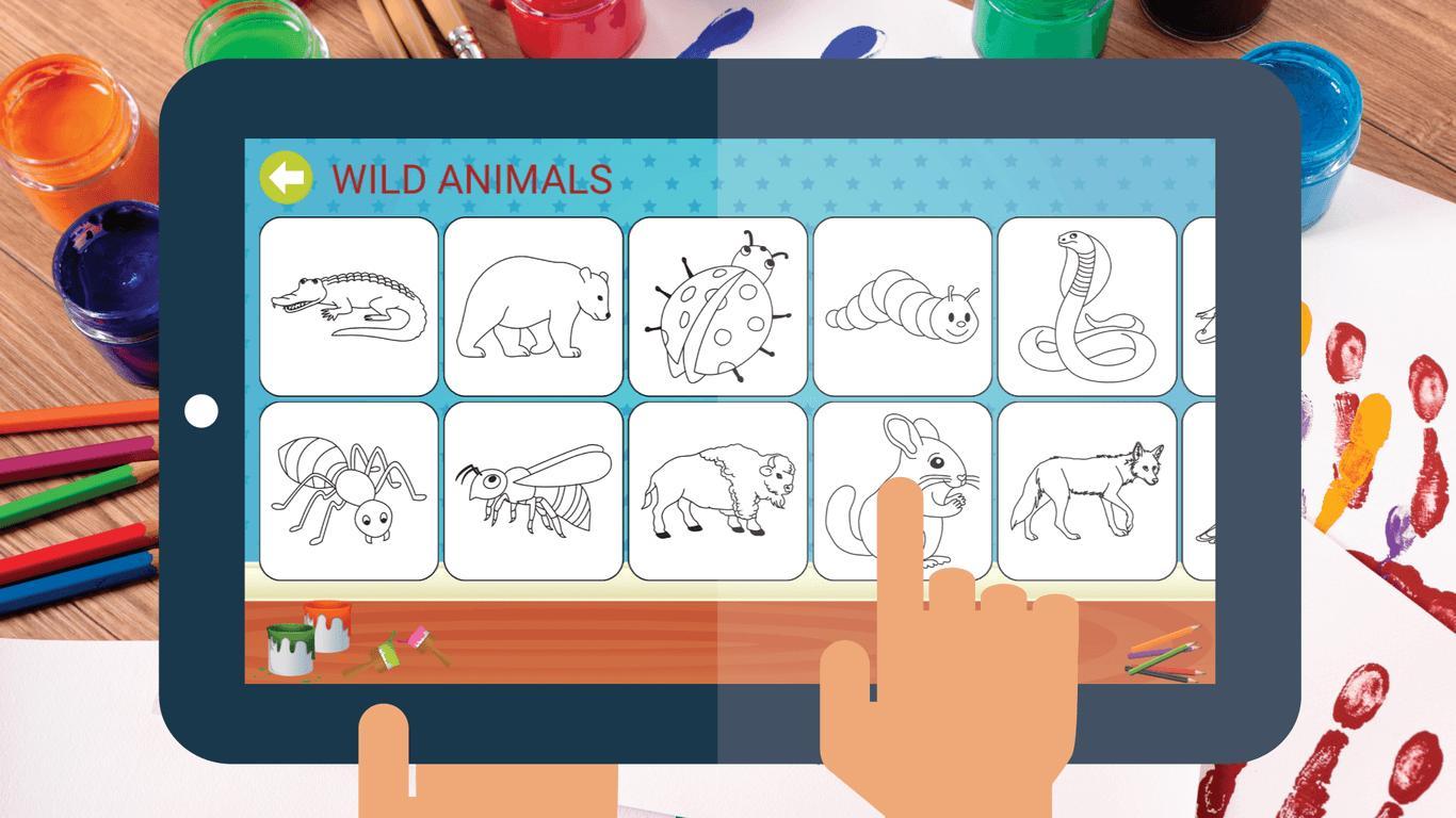 Coloring book for kids 2.0.1.3 Screenshot 4