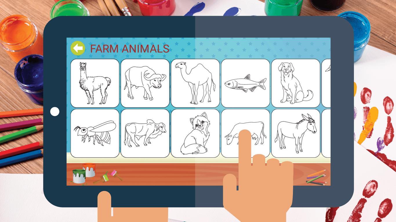 Coloring book for kids 2.0.1.3 Screenshot 5