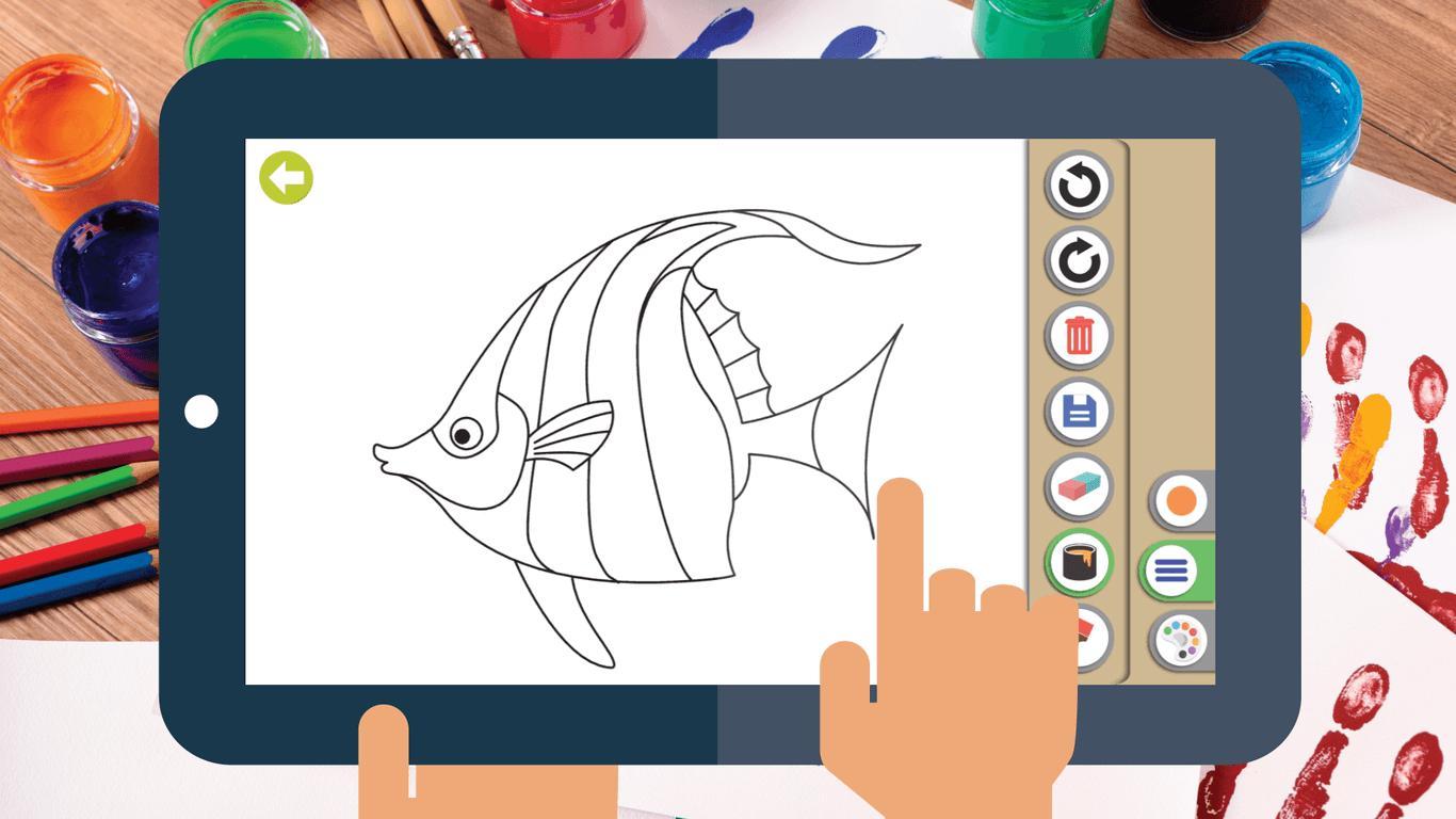 Coloring book for kids 2.0.1.3 Screenshot 7