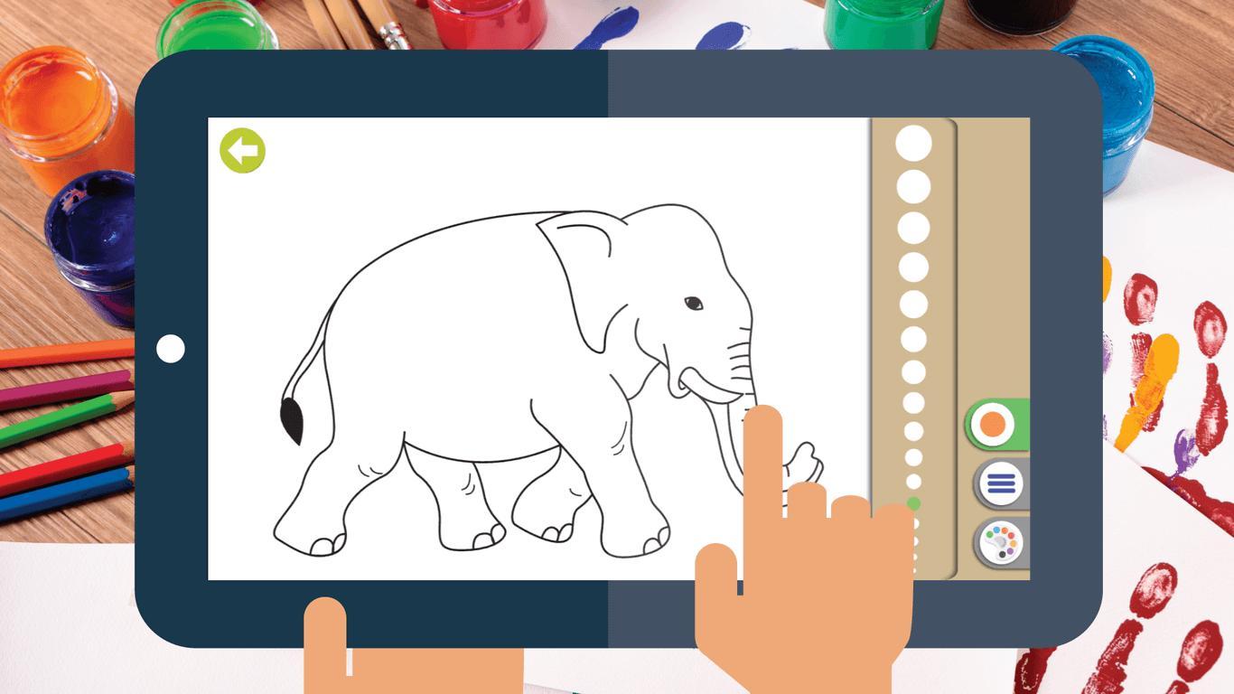 Coloring book for kids 2.0.1.3 Screenshot 8