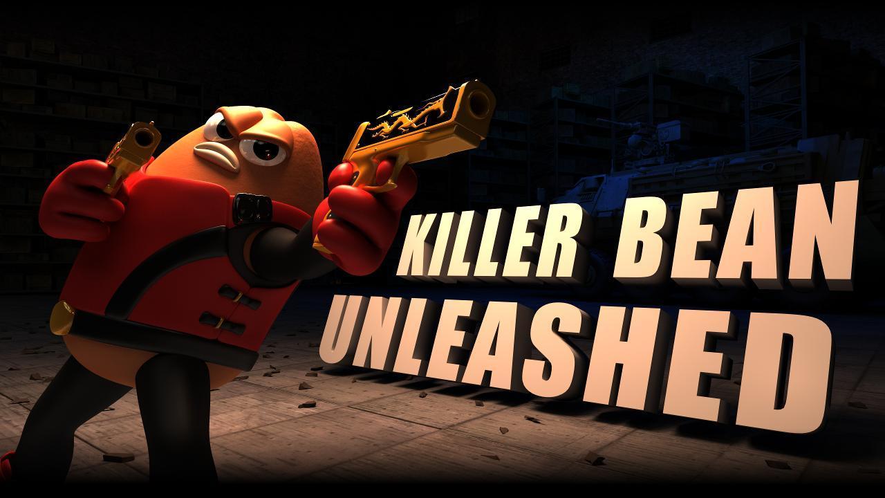 Killer Bean Unleashed 3.22 Screenshot 1