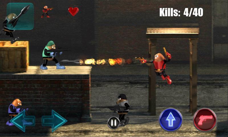 Killer Bean Unleashed 3.22 Screenshot 2