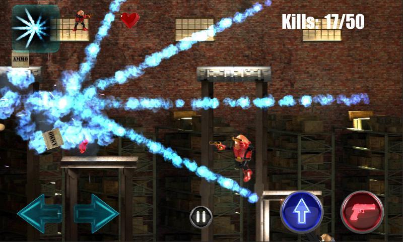 Killer Bean Unleashed 3.22 Screenshot 4