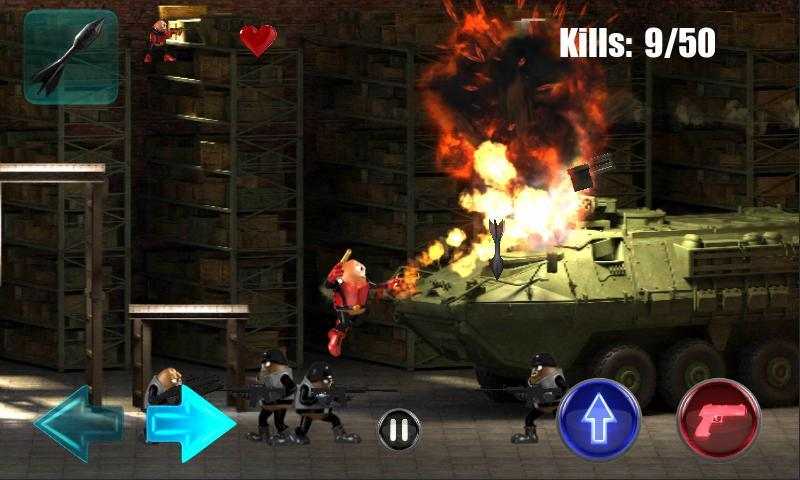 Killer Bean Unleashed 3.22 Screenshot 6