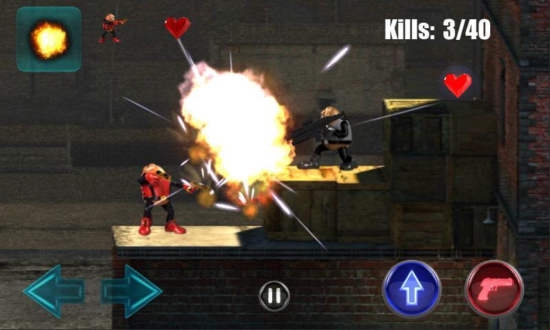 Killer Bean Unleashed 3.22 Screenshot 8