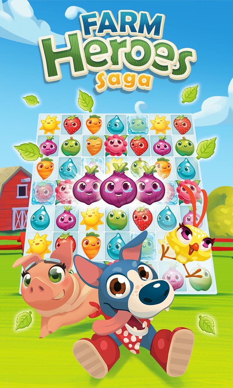 Farm Heroes Saga 5.49.5 Screenshot 13