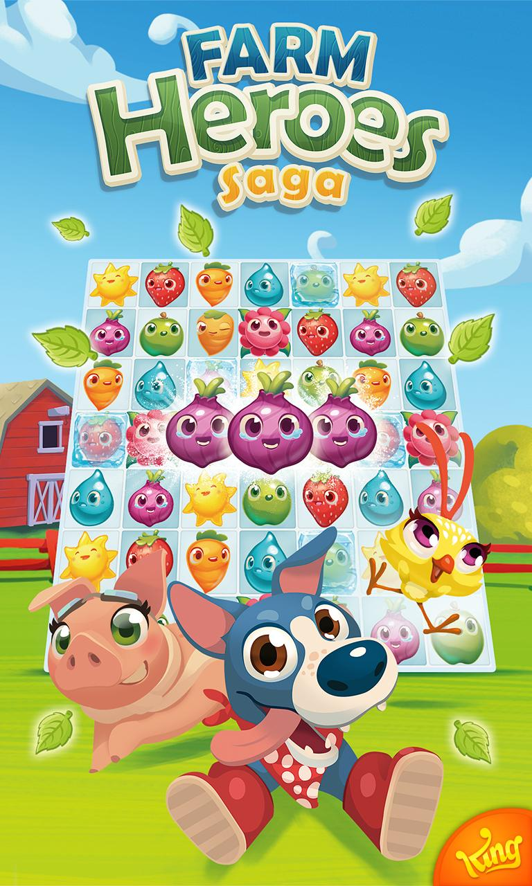 Farm Heroes Saga 5.49.5 Screenshot 5