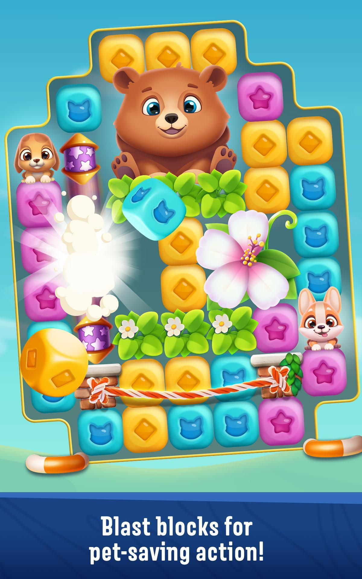 Pet Rescue Puzzle Saga 1.9.5 Screenshot 13