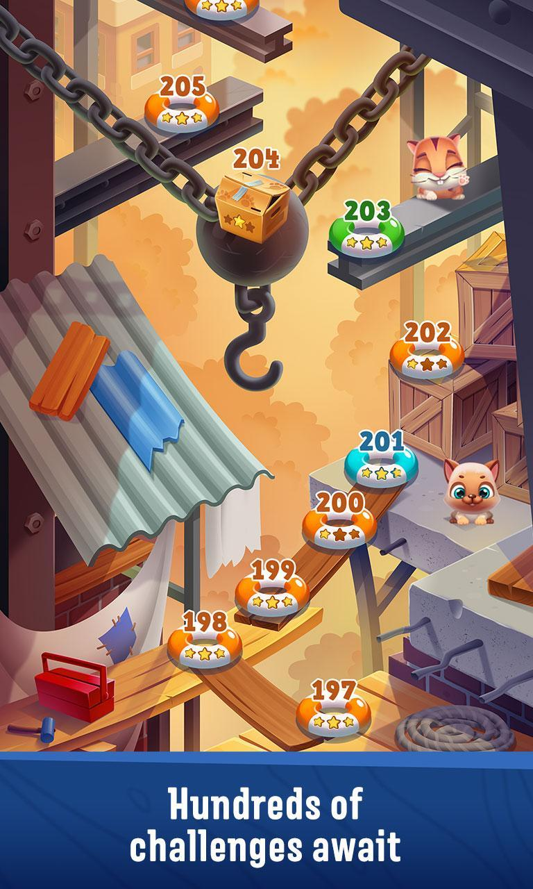 Pet Rescue Puzzle Saga 1.9.5 Screenshot 3