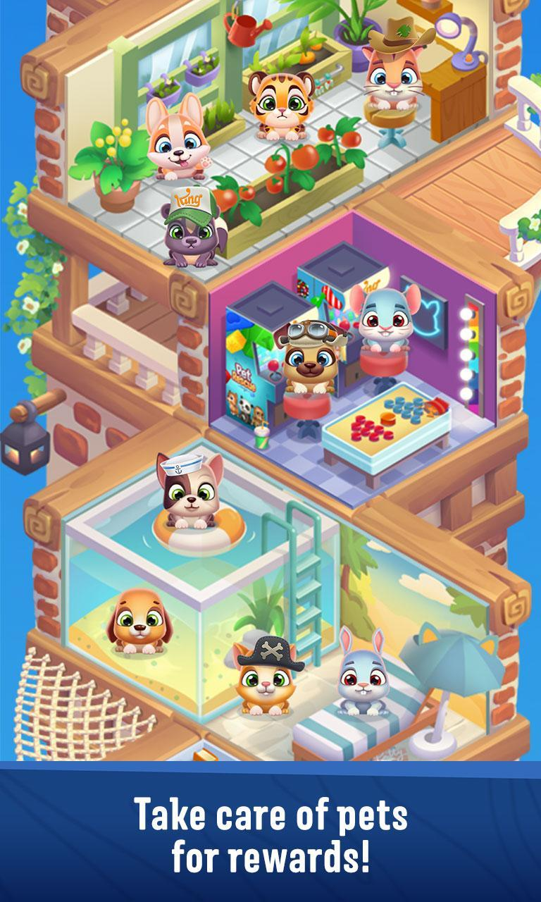 Pet Rescue Puzzle Saga 1.9.5 Screenshot 4