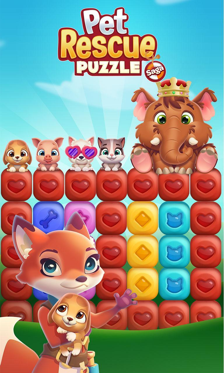 Pet Rescue Puzzle Saga 1.9.5 Screenshot 5