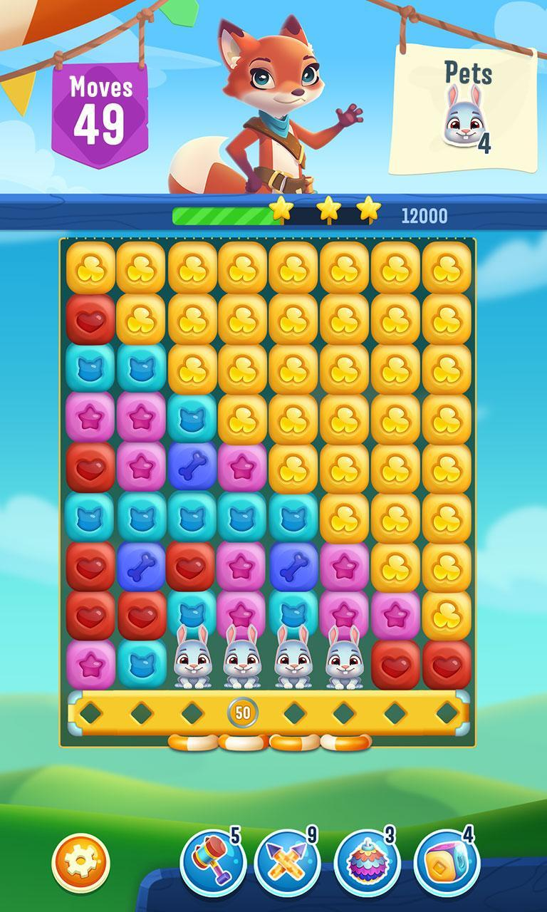 Pet Rescue Puzzle Saga 1.9.5 Screenshot 6