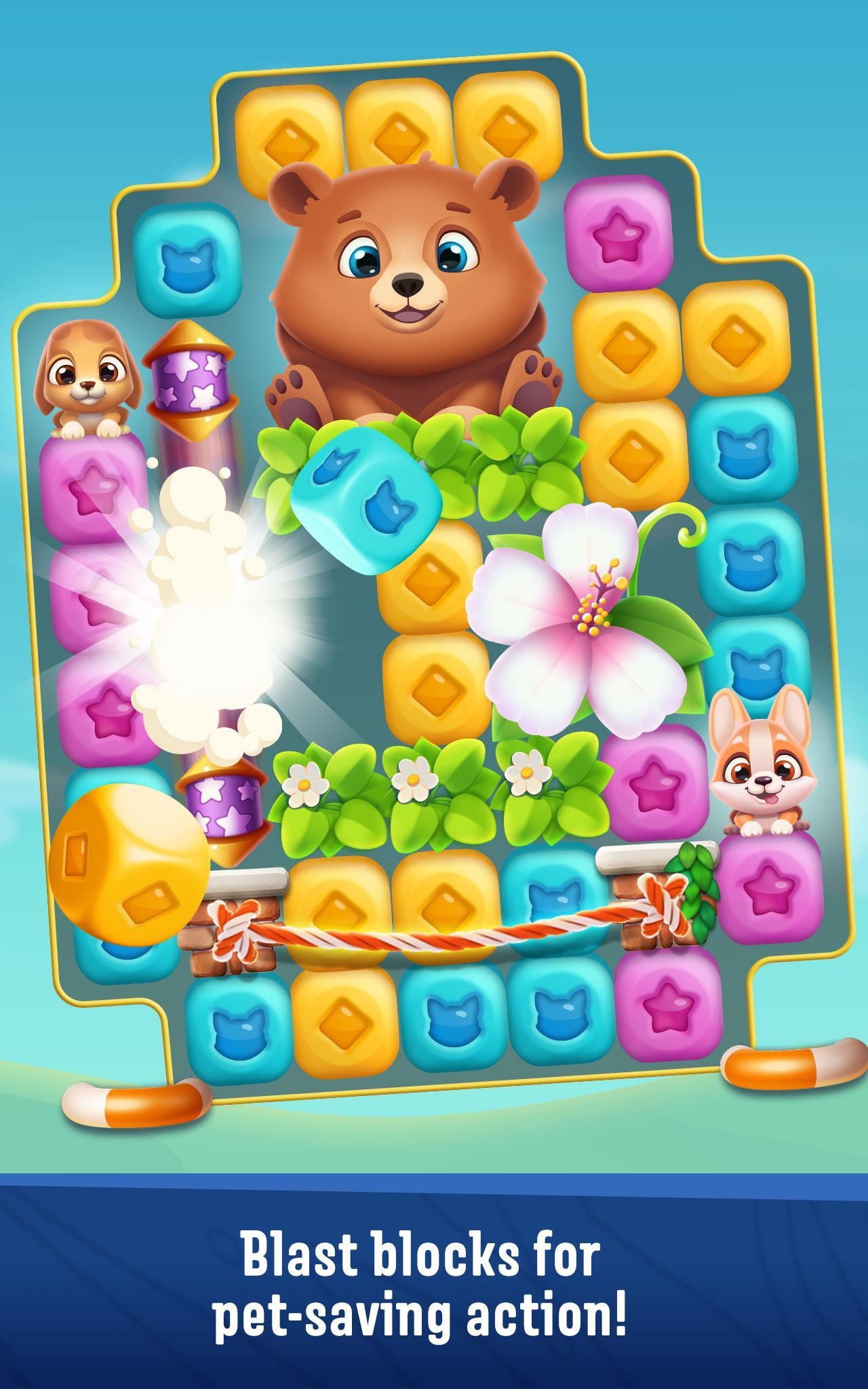 Pet Rescue Puzzle Saga 1.9.5 Screenshot 7
