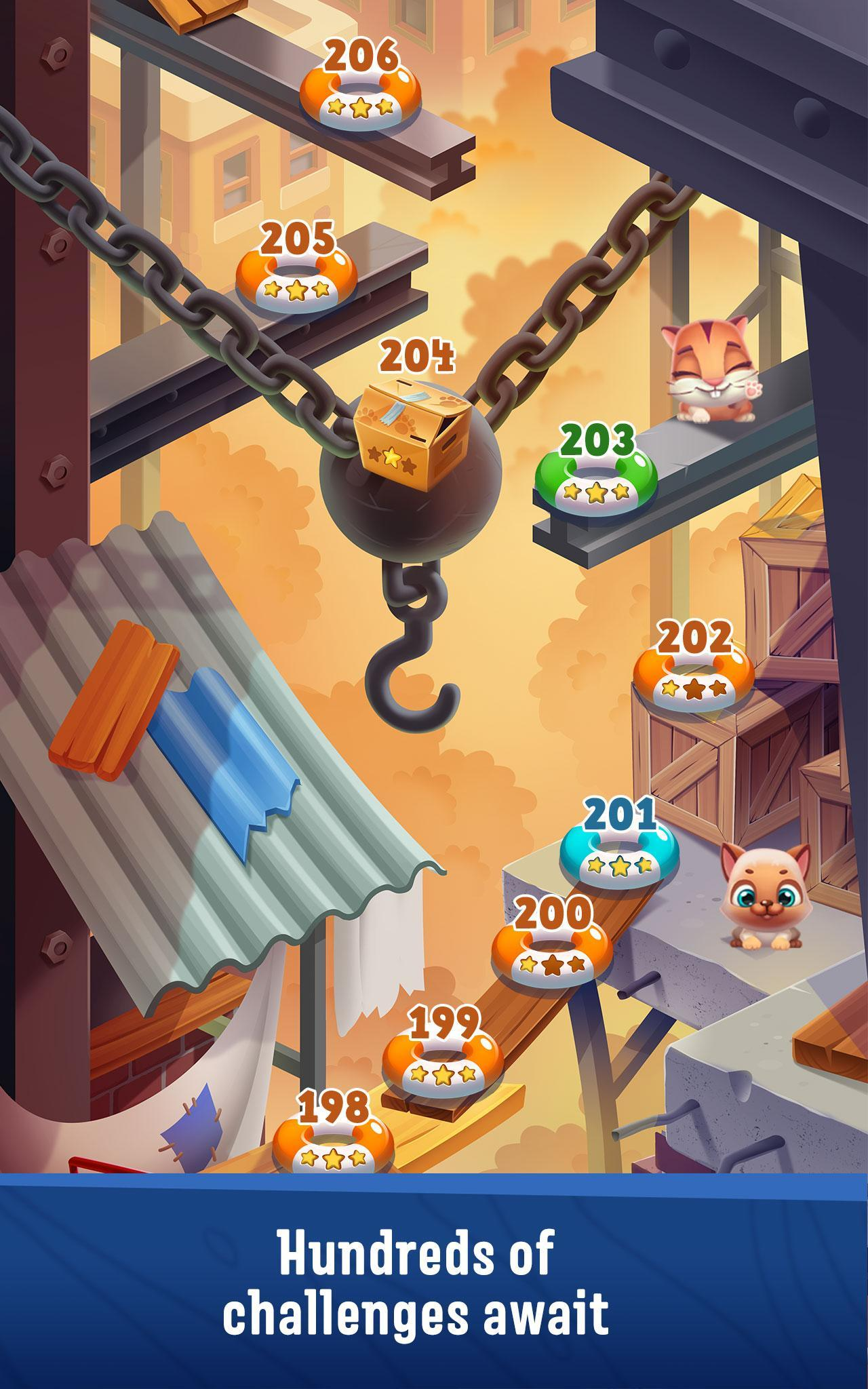 Pet Rescue Puzzle Saga 1.9.5 Screenshot 9