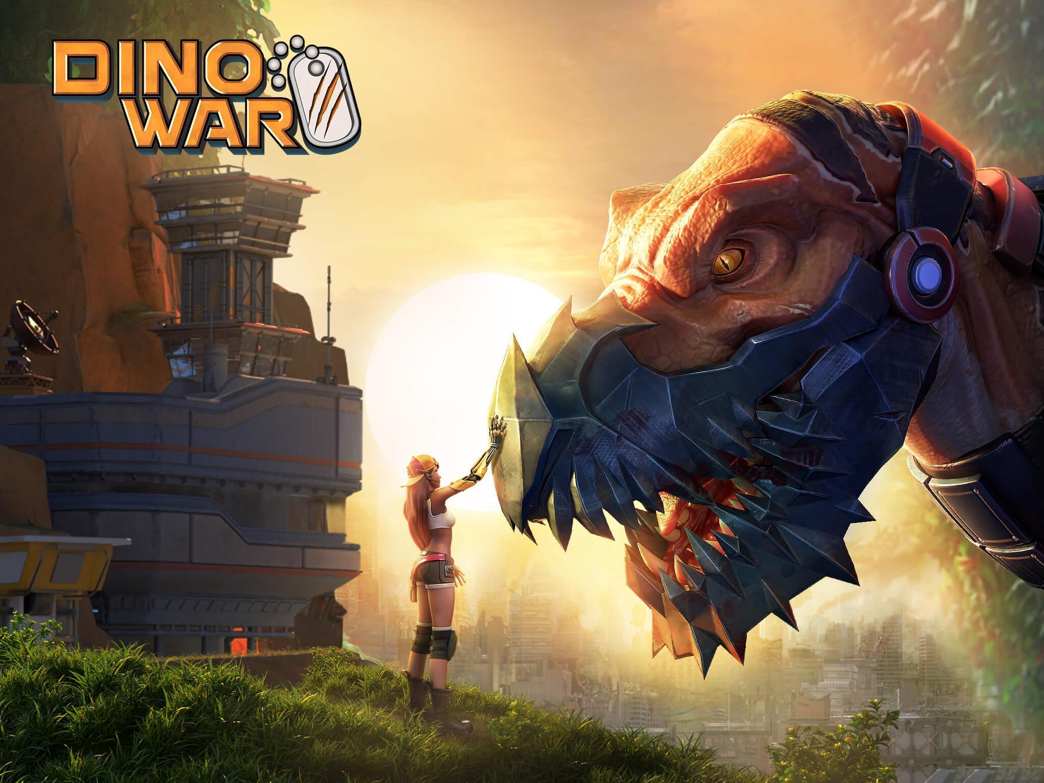 Dino War Rise of Beasts 2.1.0 Screenshot 1