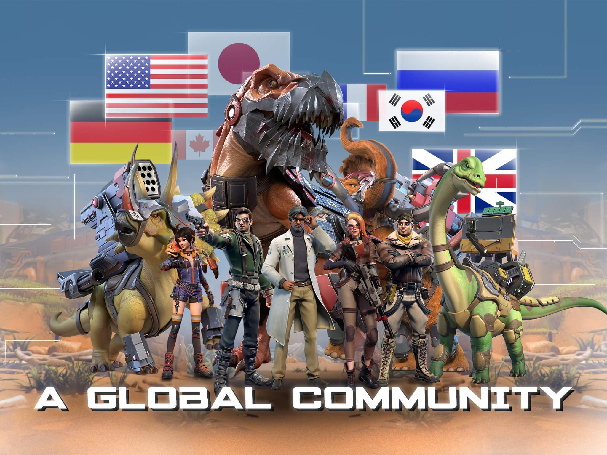Dino War Rise of Beasts 2.1.0 Screenshot 19