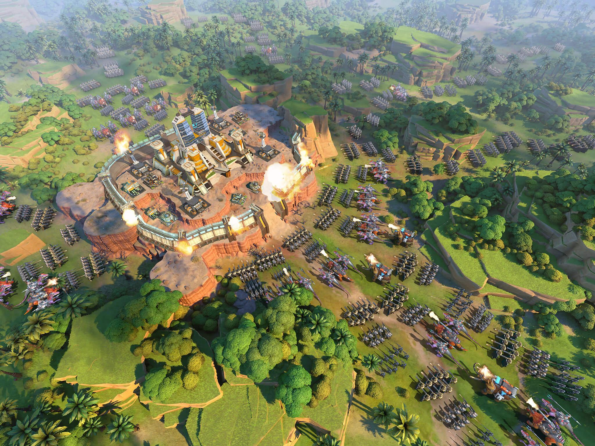 Dino War Rise of Beasts 2.1.0 Screenshot 20