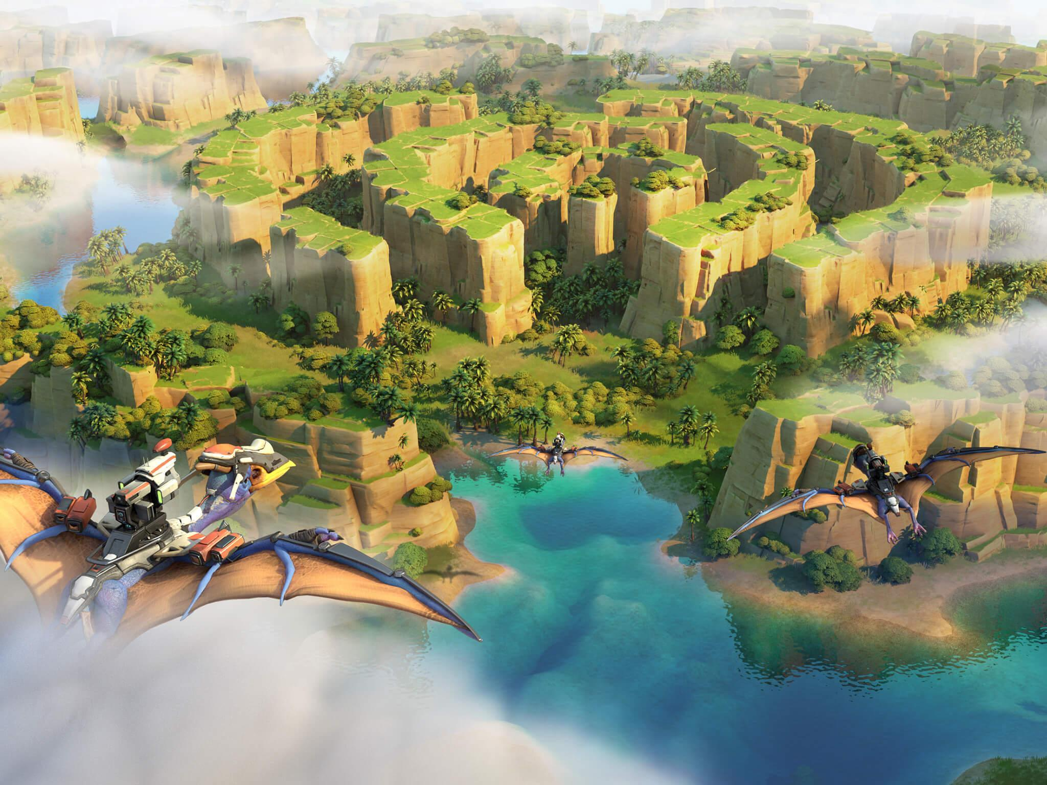 Dino War Rise of Beasts 2.1.0 Screenshot 21