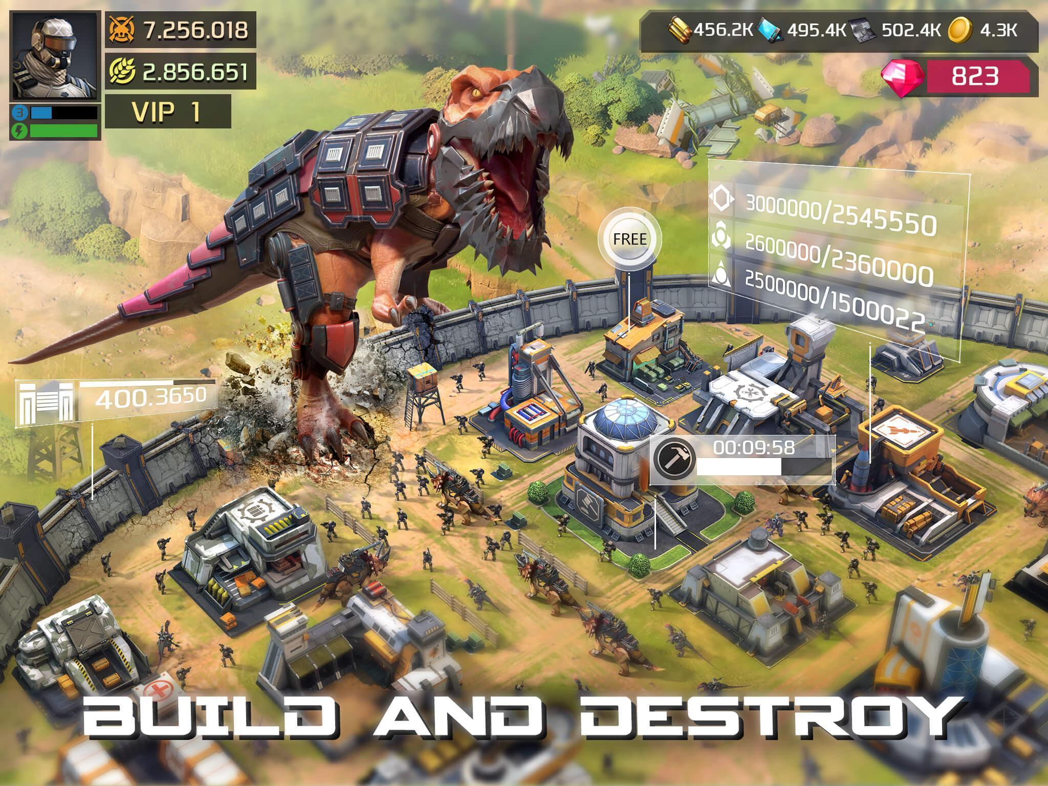 Dino War Rise of Beasts 2.1.0 Screenshot 9