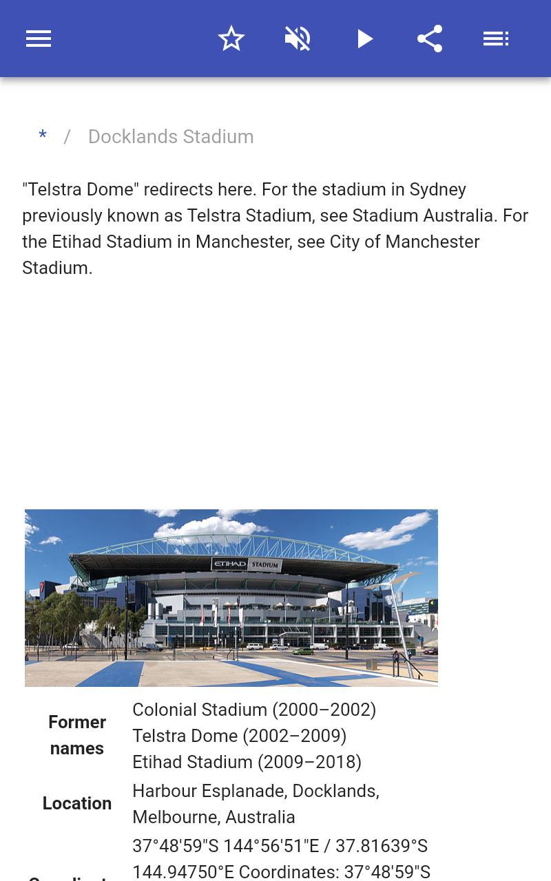 Stadiums 8.5.4 Screenshot 12