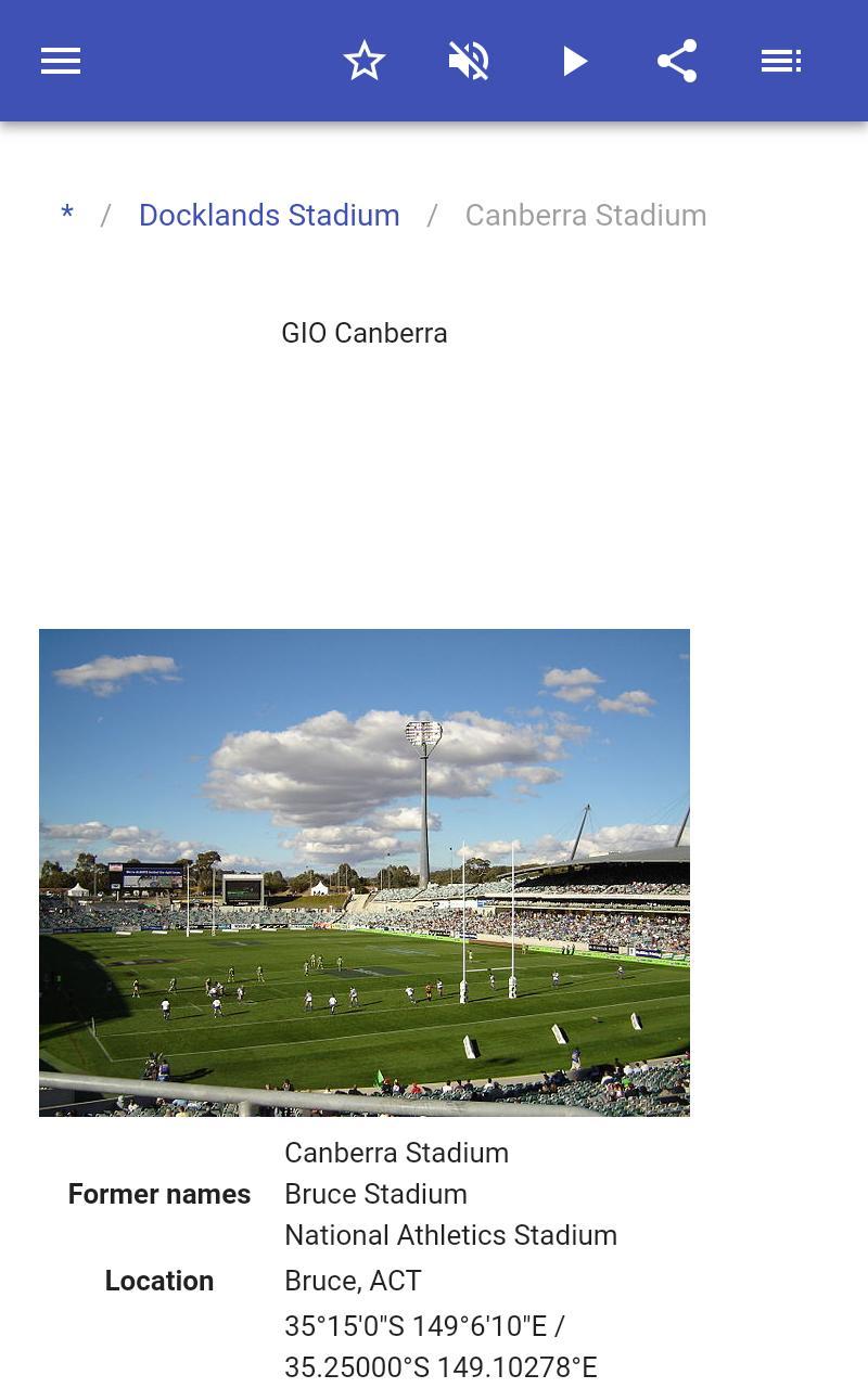Stadiums 8.5.4 Screenshot 13