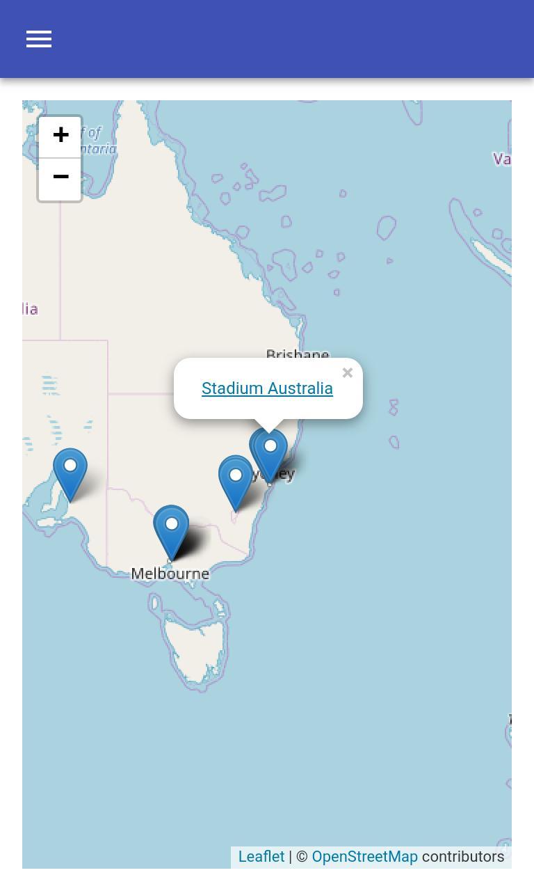 Stadiums 8.5.4 Screenshot 5