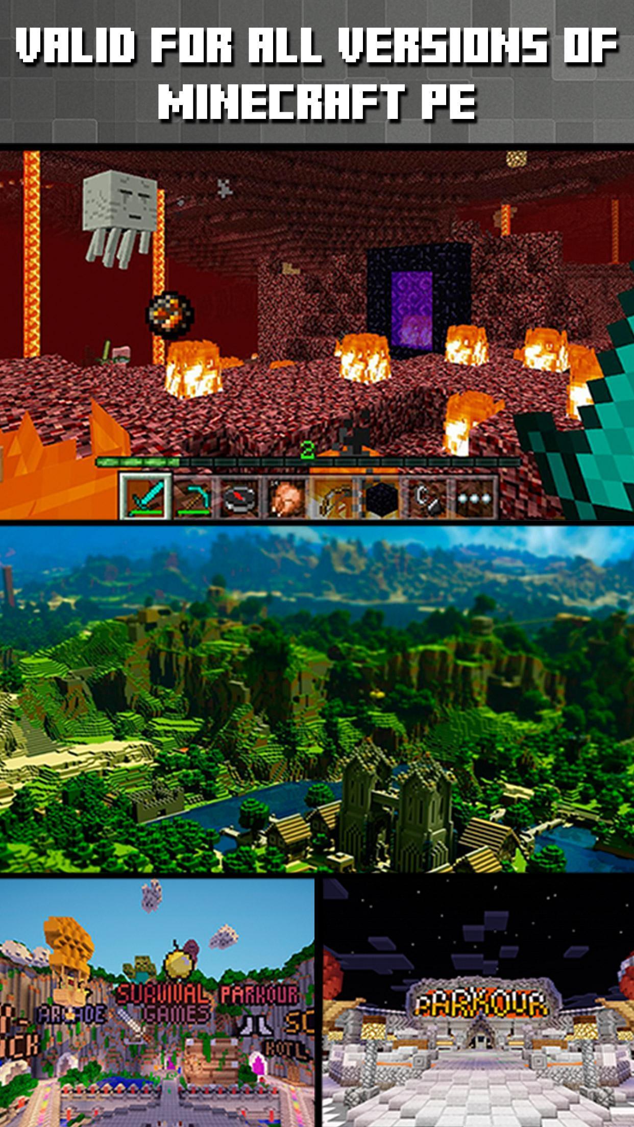 Servers for Minecraft PE 2.16 Screenshot 2
