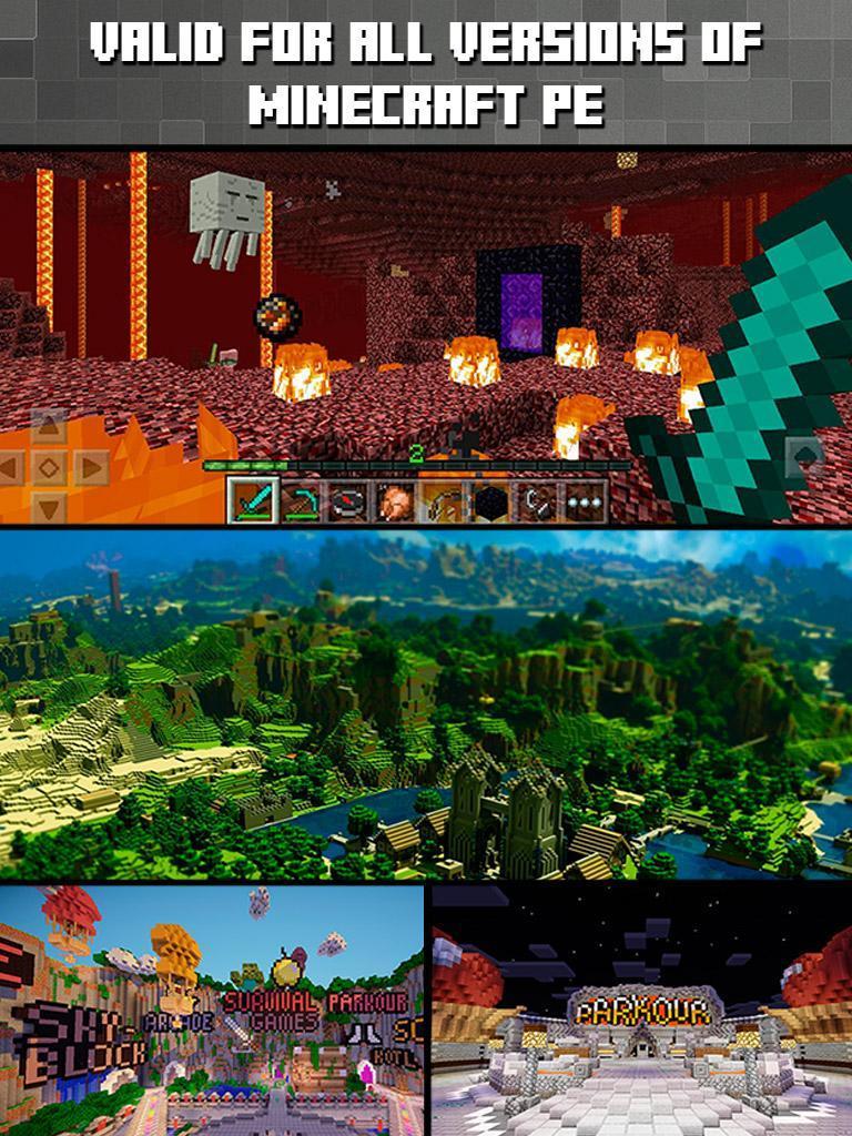 Servers for Minecraft PE 2.16 Screenshot 6