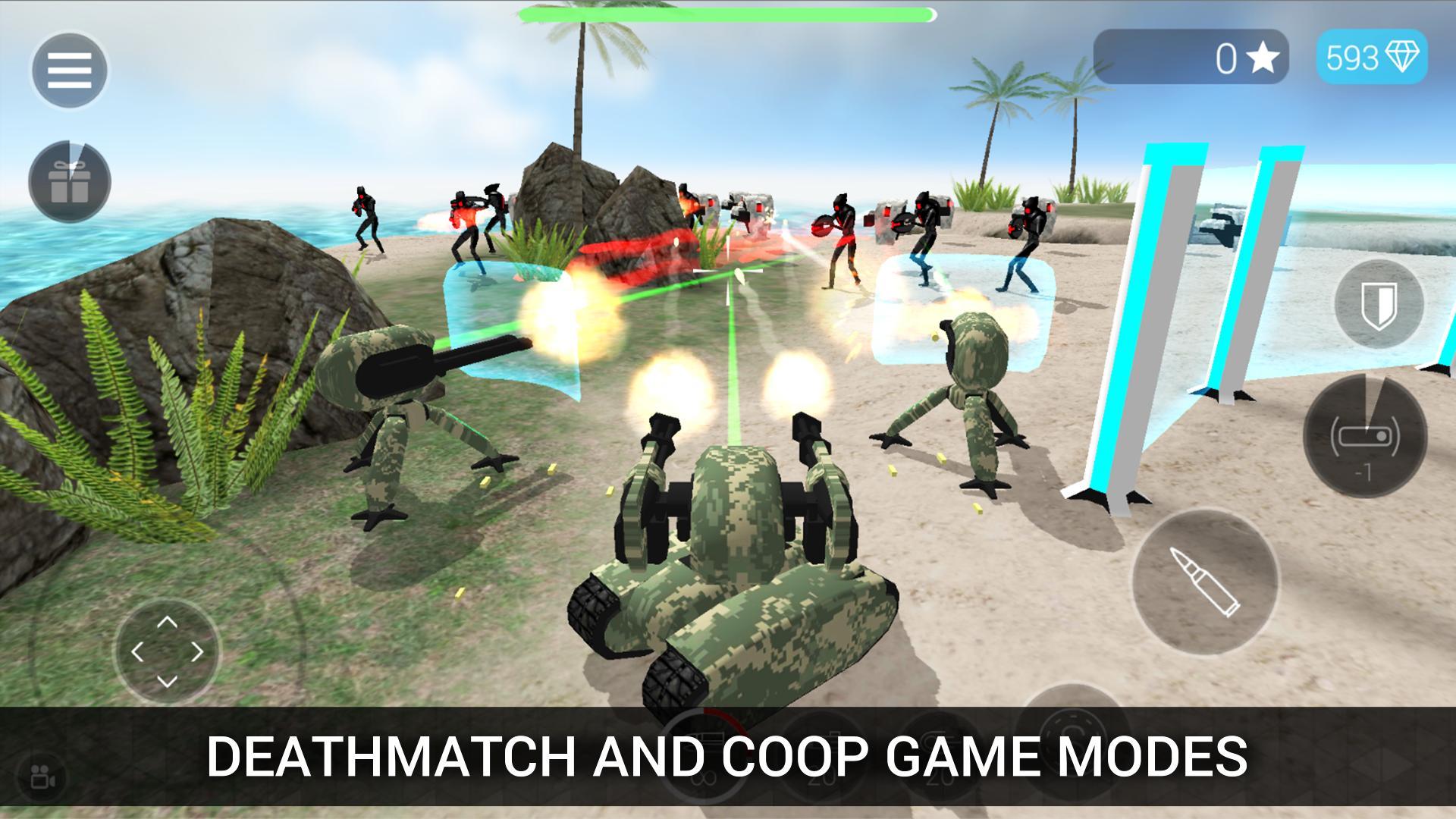 CyberSphere: TPS Online Action-Shooting Game 2.09.64 Screenshot 2