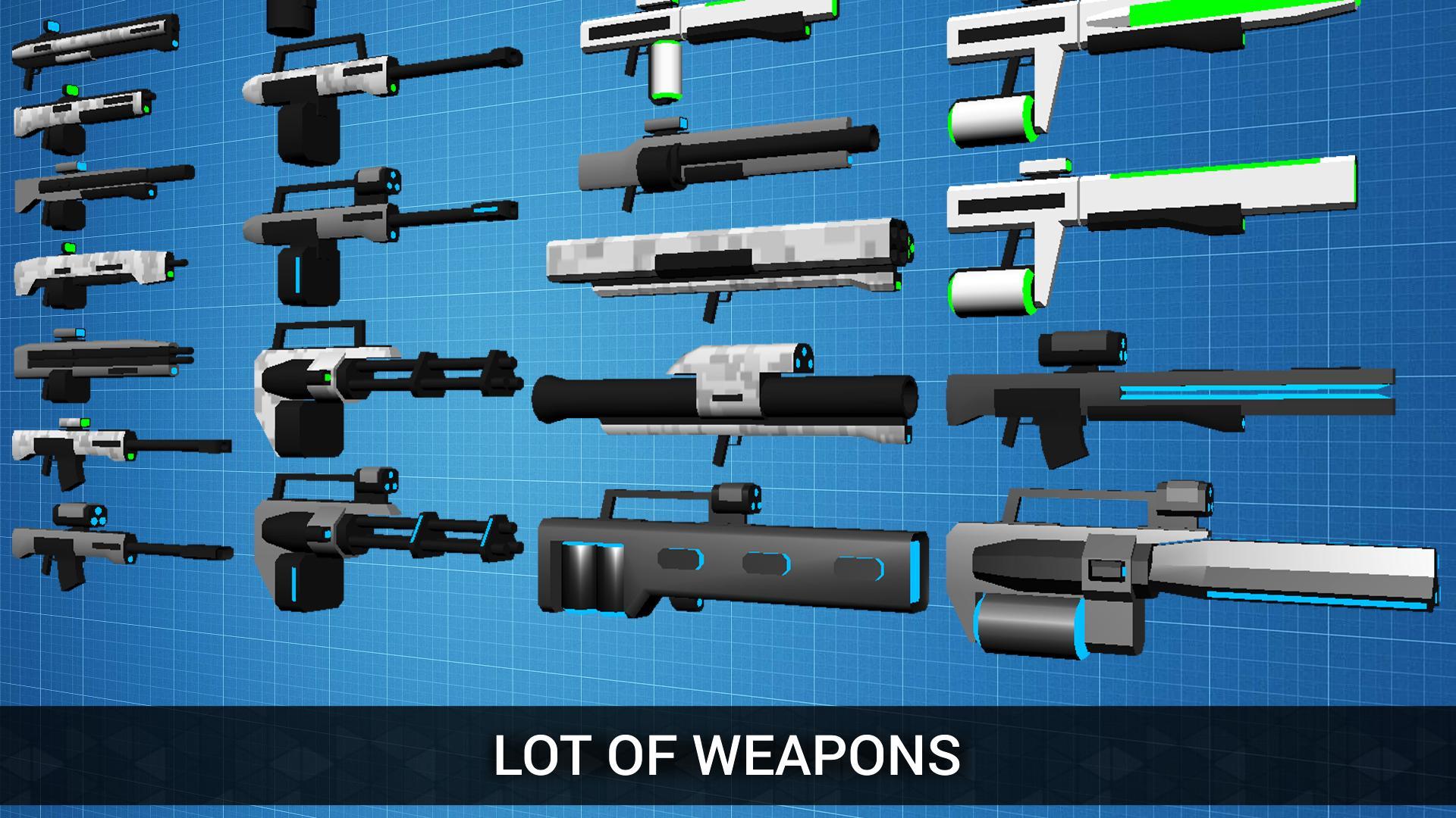 CyberSphere: TPS Online Action-Shooting Game 2.09.64 Screenshot 8