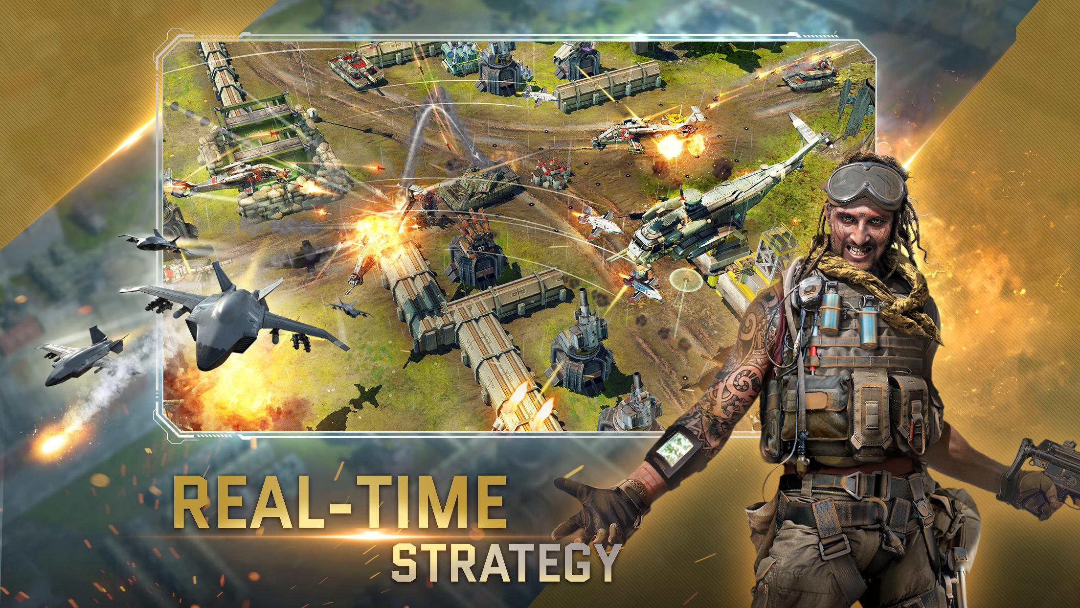 War Commander: Rogue Assault 4.0.0 Screenshot 1