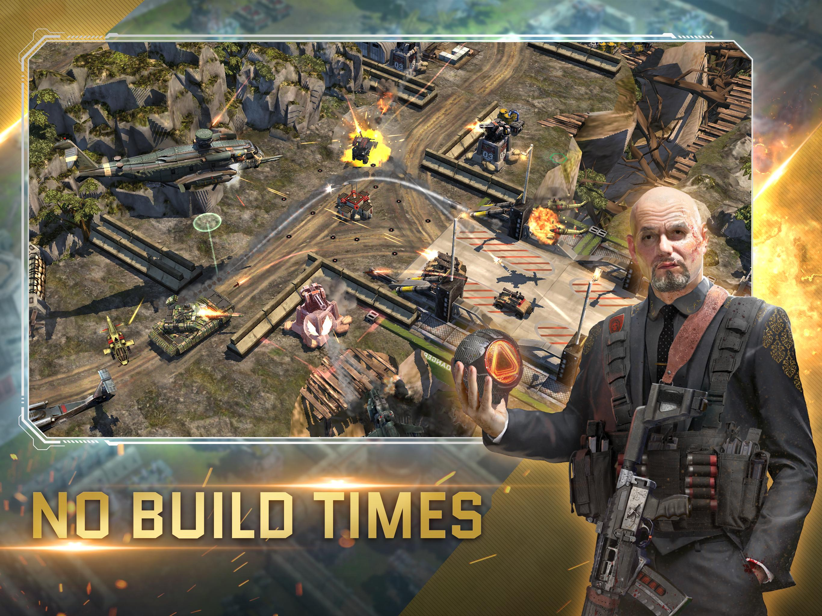 War Commander: Rogue Assault 4.0.0 Screenshot 10