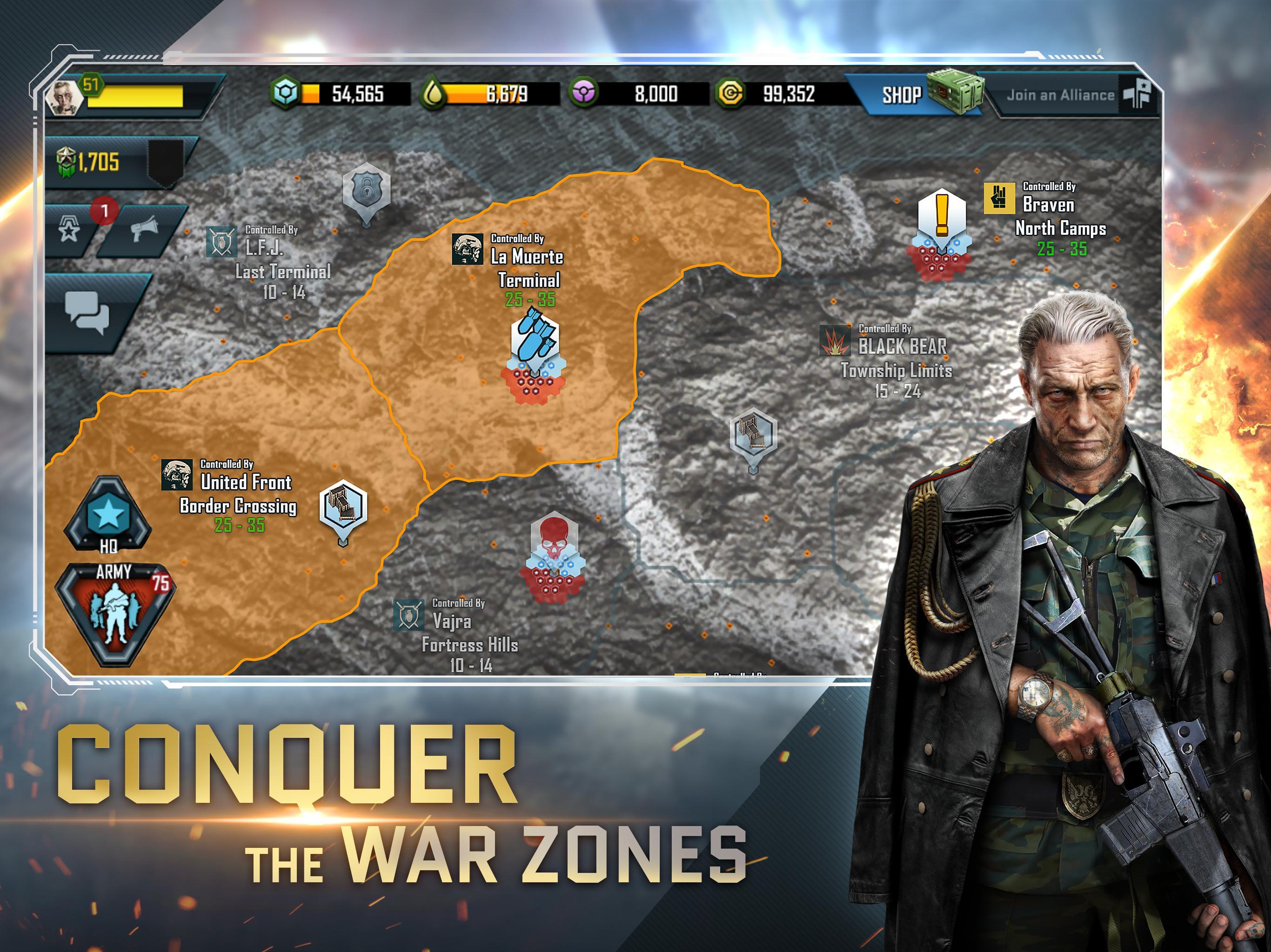 War Commander: Rogue Assault 4.0.0 Screenshot 11