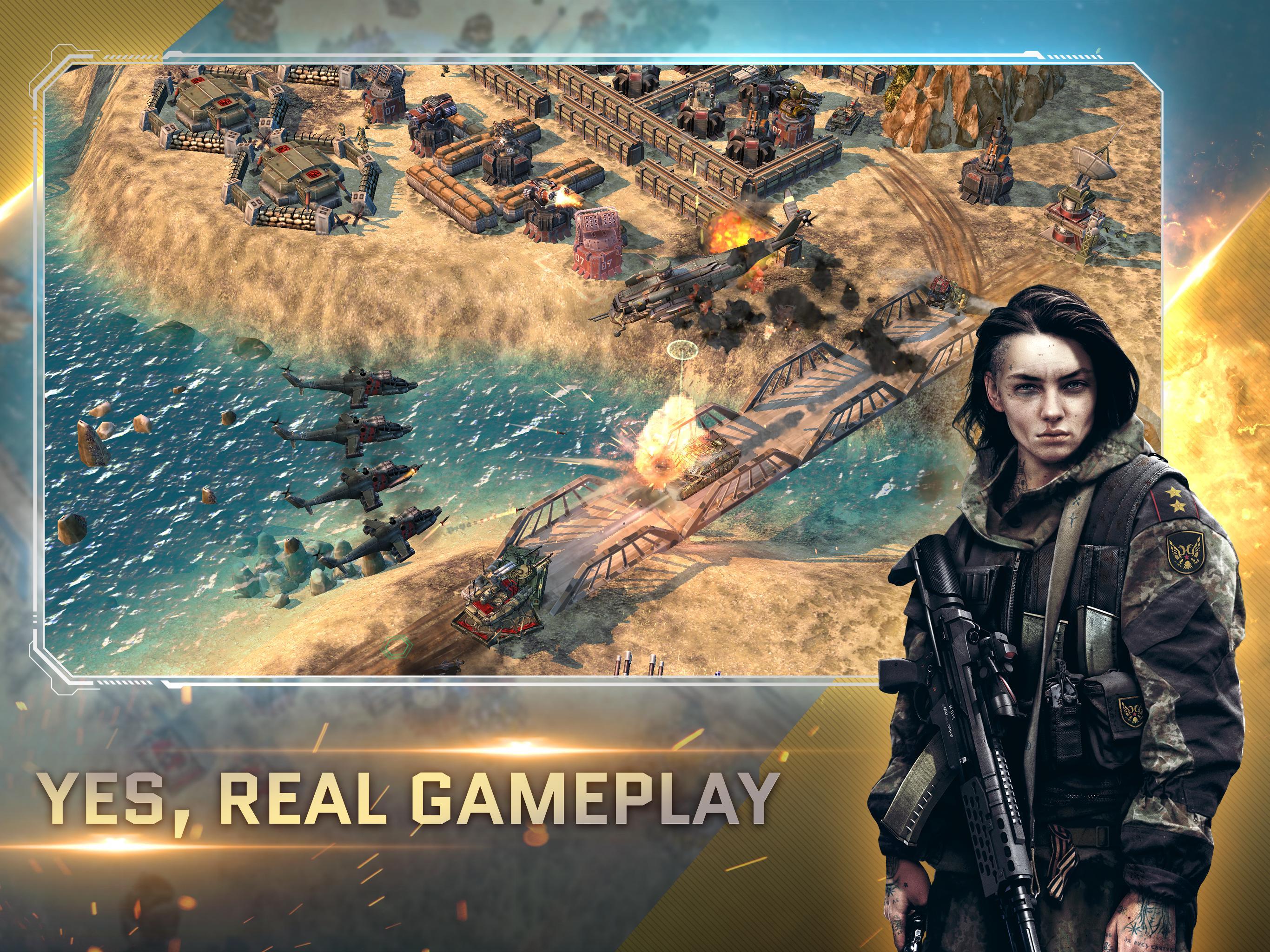 War Commander: Rogue Assault 4.0.0 Screenshot 18