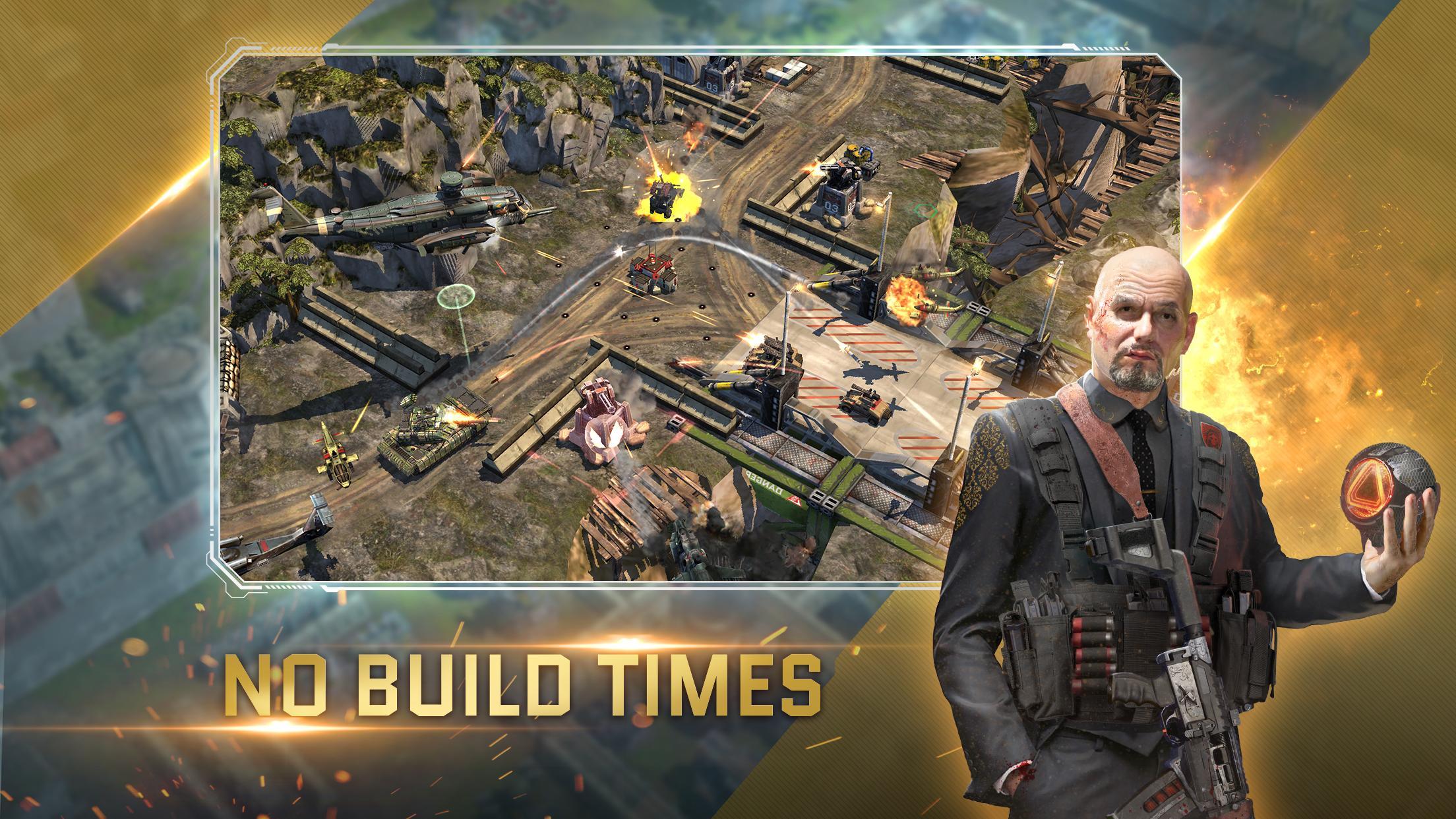 War Commander: Rogue Assault 4.0.0 Screenshot 5