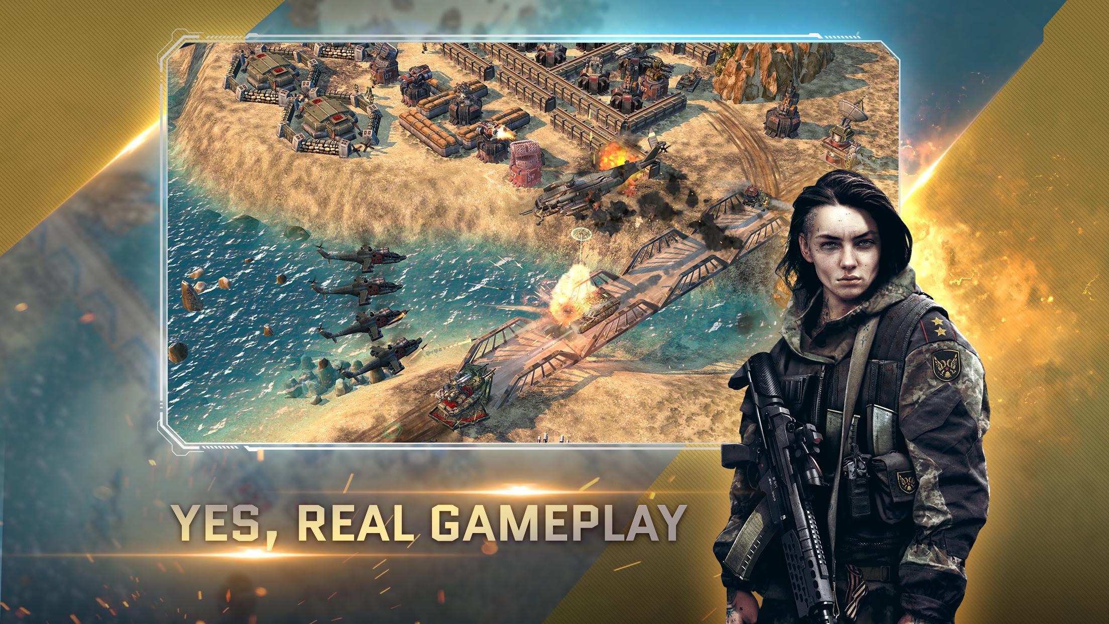 War Commander: Rogue Assault 4.0.0 Screenshot 6