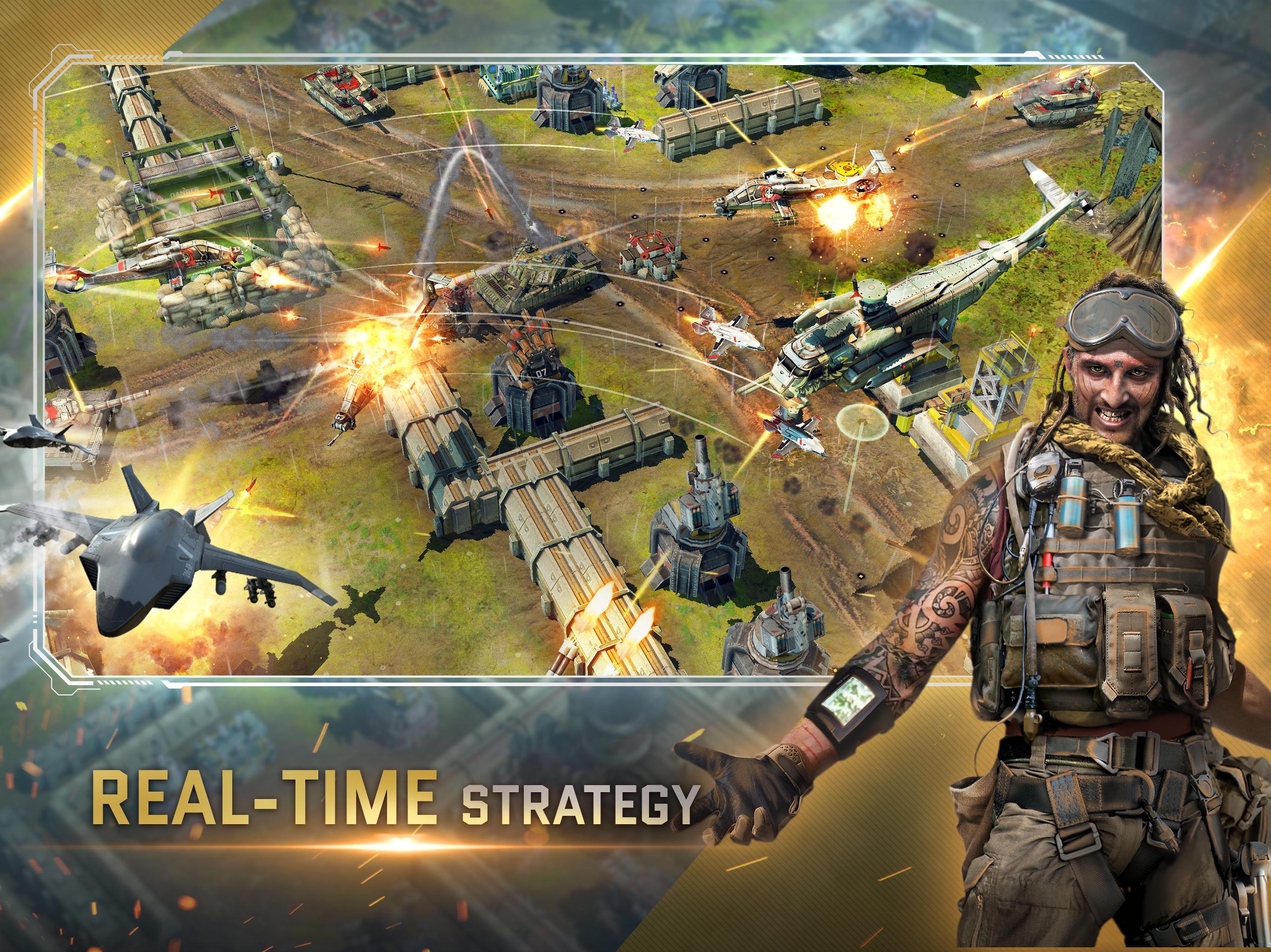 War Commander: Rogue Assault 4.0.0 Screenshot 7