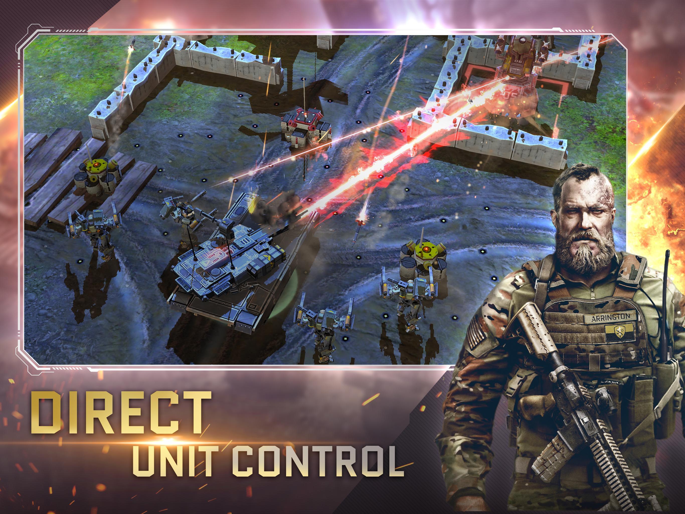 War Commander: Rogue Assault 4.0.0 Screenshot 9