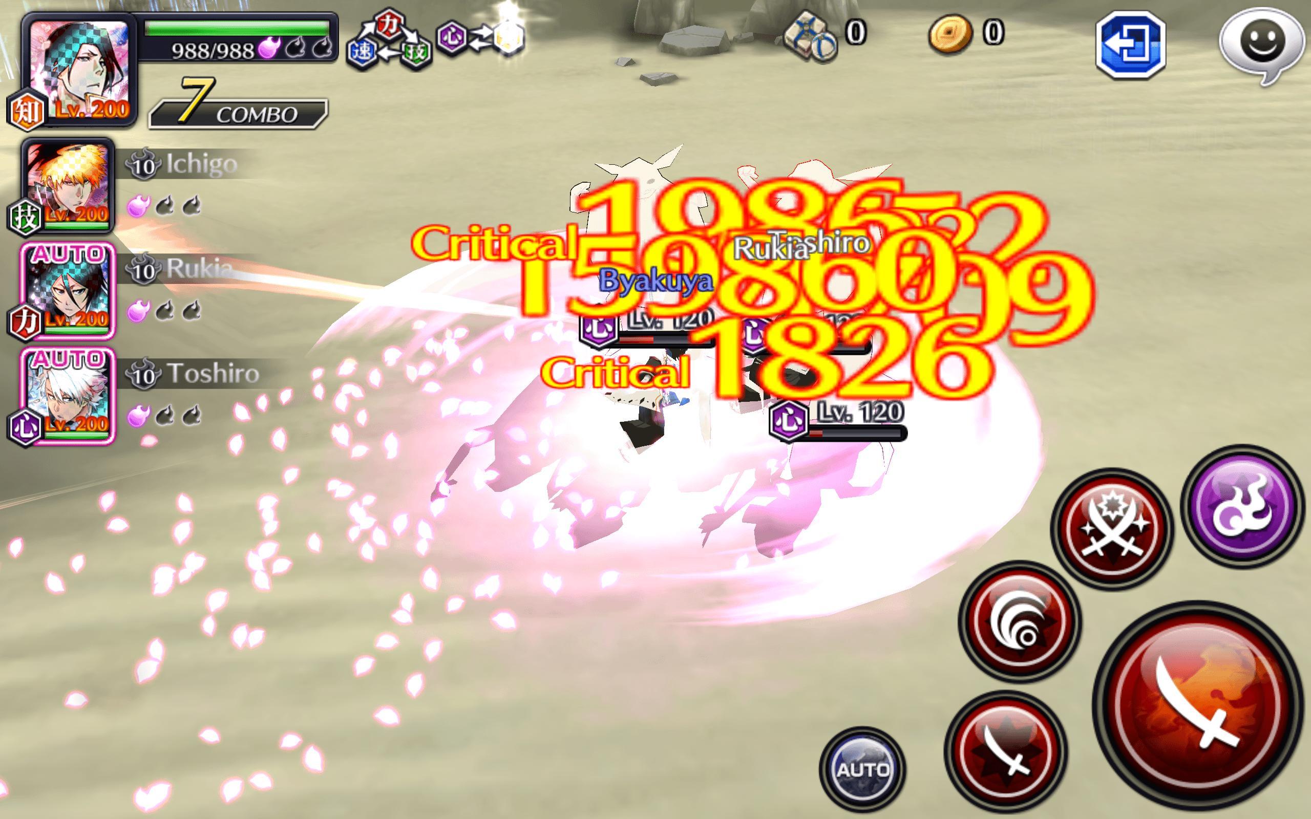 BLEACH Brave Souls - 3D Action 10.3.1 Screenshot 14