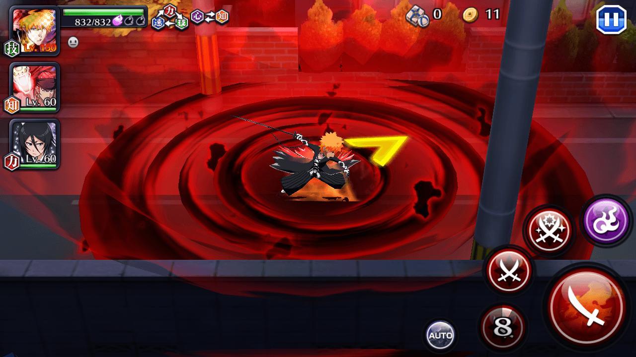 BLEACH Brave Souls - 3D Action 10.3.1 Screenshot 3