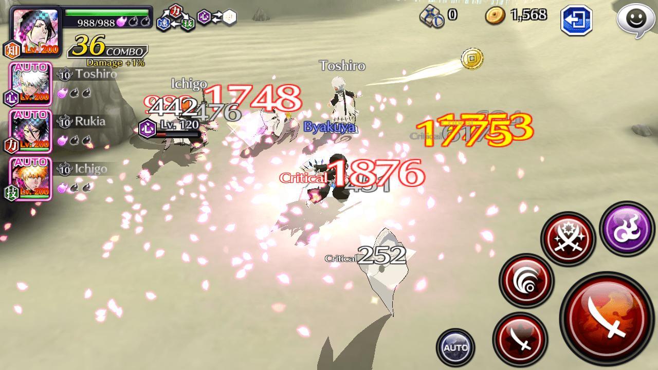 BLEACH Brave Souls - 3D Action 10.3.1 Screenshot 7