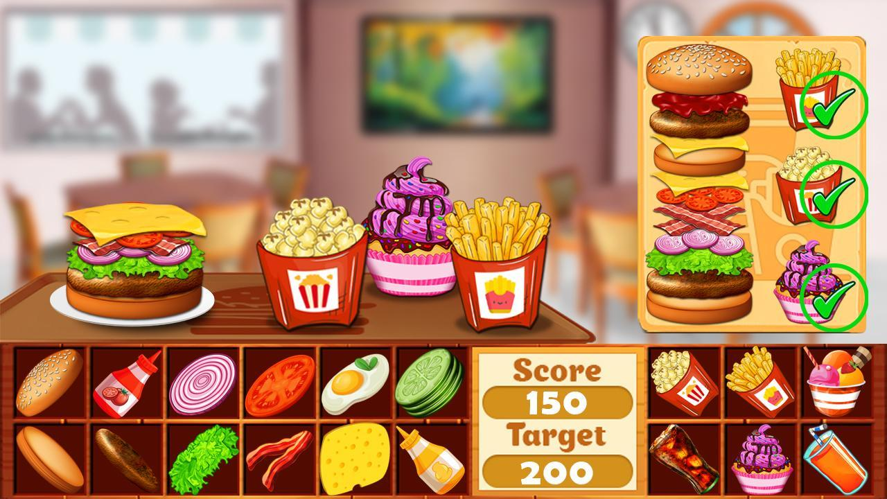 Fast Food  Cooking and Restaurant Game 1.1 Screenshot 13
