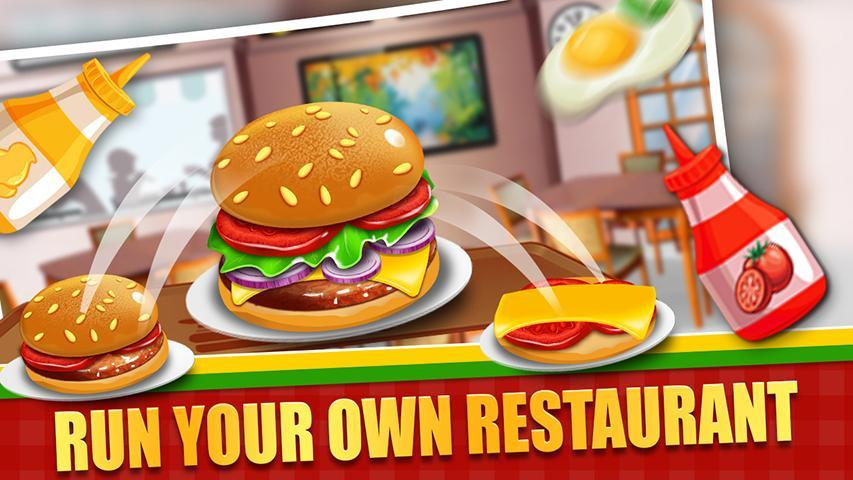 Fast Food  Cooking and Restaurant Game 1.1 Screenshot 7