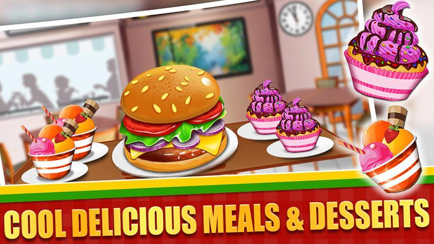 Fast Food  Cooking and Restaurant Game 1.1 Screenshot 8