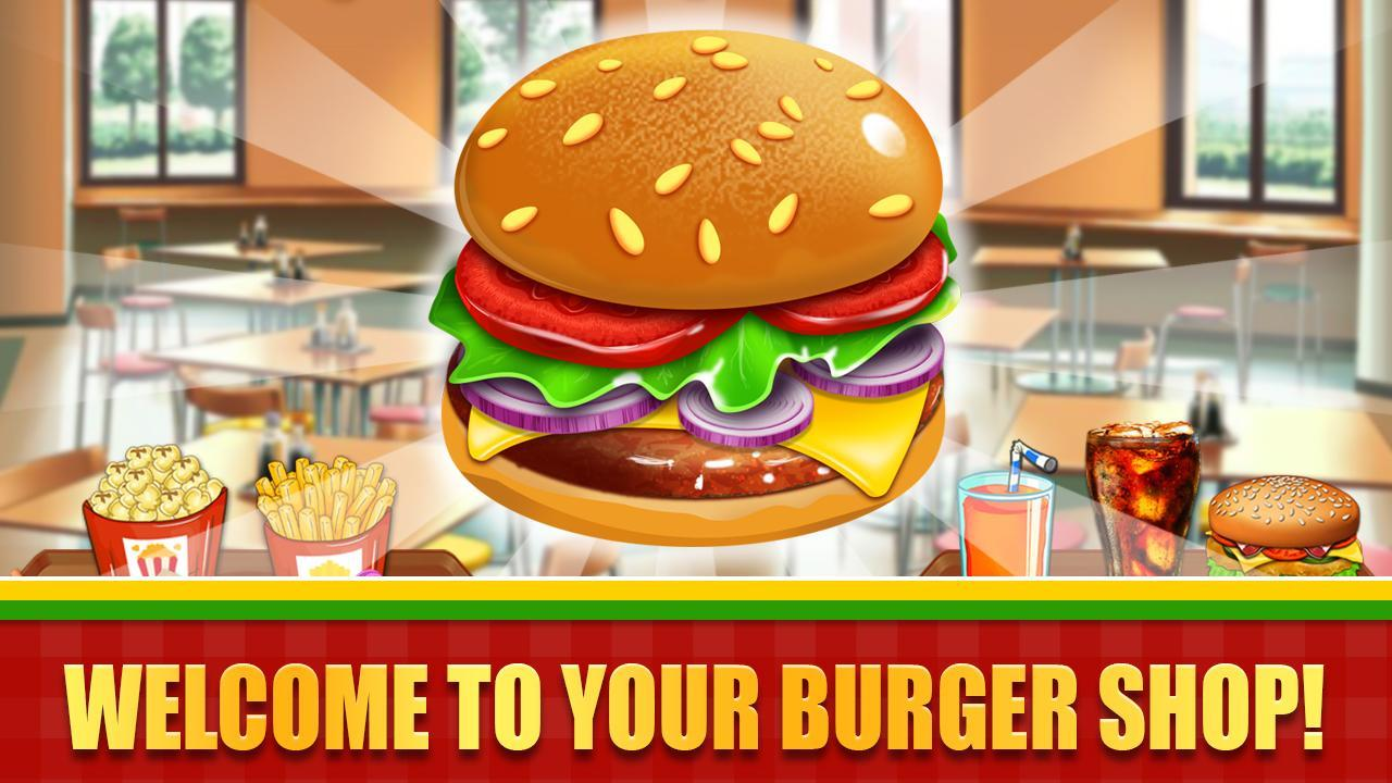 Fast Food  Cooking and Restaurant Game 1.1 Screenshot 9