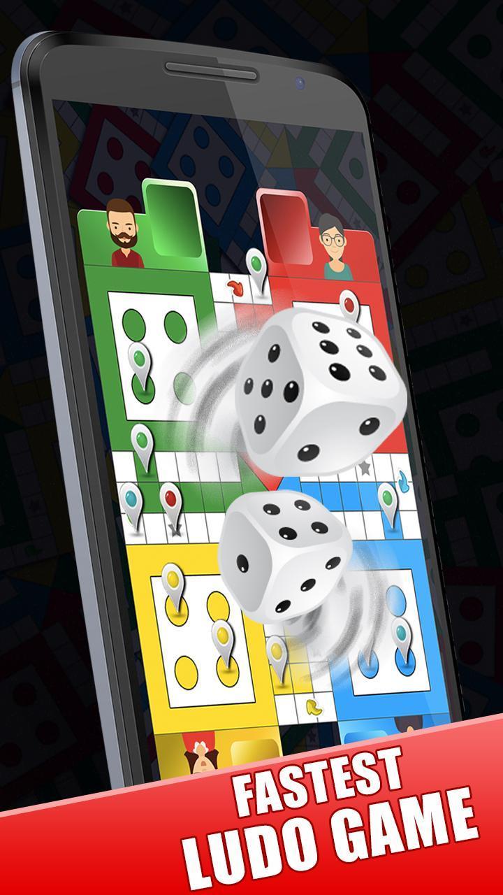 Ludo लूडो - New Ludo Online 2020 Star Dice Game 2.3 Screenshot 10