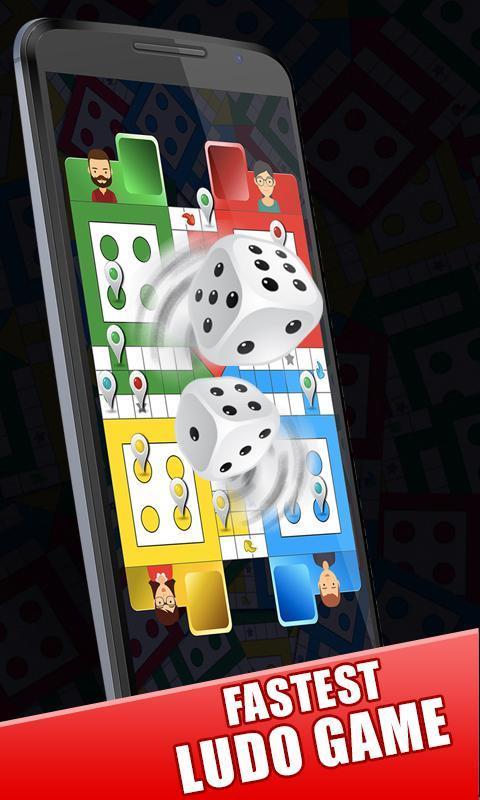 Ludo लूडो - New Ludo Online 2020 Star Dice Game 2.3 Screenshot 4